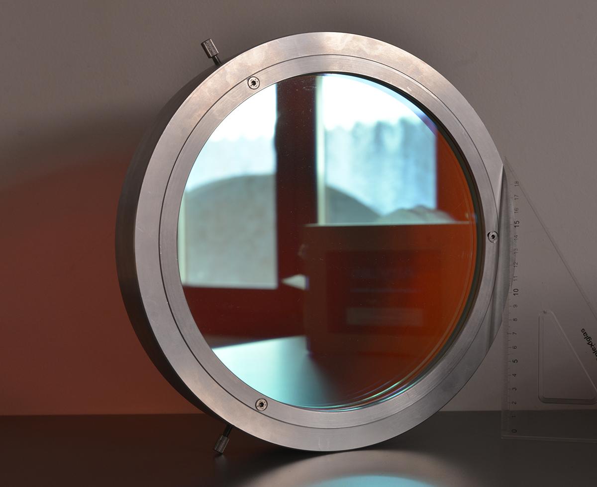 Filtre entrée ERF 235mm