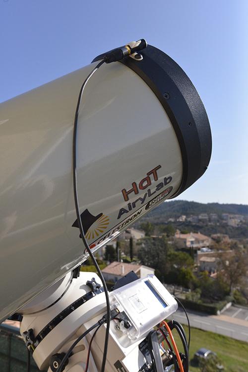 Airylab SSM Solar Scintillation Monitor